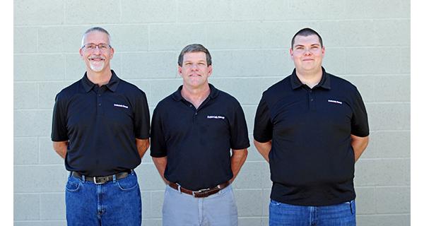 Management Team - Rob, Jeff, Michael
