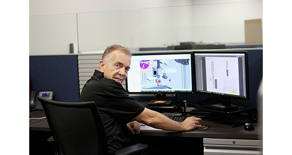 Walter - Rhino Mechanical Engineer